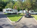 Large Mobile Homes and Pitches