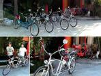 Swiss Ticino Guesthouse - Tandem bicycles