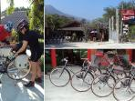 Touring cycling tours; discovering Mae Wang.
