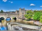 Pultney Bridge. Bath