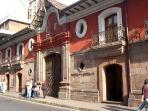 Museo Casa Colorada Santiago