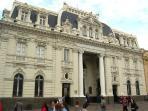 Correos de Chile Monumento Nacional