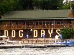 A fun place to go for lunch on the water