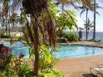 Kepuhi Beach Resort private oceanside pool