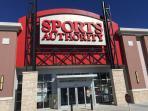 Sporting Goods & Memorablia