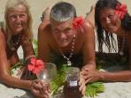 happy island visitors