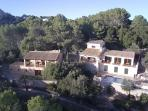 Wonderful Villa in the Mountains