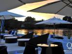 Casa do Lago restaurant in Quinta do Lago