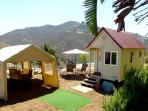 Tiny House, Trail Riding & A Touch of Paradise