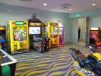 Arcade at The Oasis Clubhouse