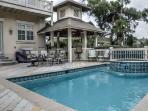 Pool,Water,Building,Villa