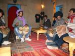 fiesta de tambores