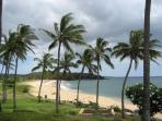 Beautiful and secluded Kepuhi Beach - year 'round.