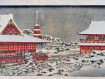 Asakusa 200 years ago