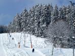 Skilifte in der Nähe und der näheren Umgebung