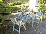 villa with very enjoyable garden