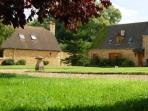 Holiday cottages at The Manor House, Broadway