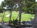 Villamartin Golf Course 200 yards away