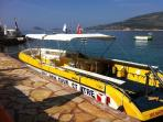 Watersports at Kalkan Dive Centre