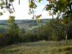Wide open views