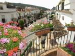 Pretty village of Benavis only a 2 minute drive from Capanes del Golf