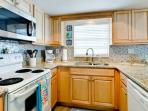 Nice and bright newly remodeled kitchen