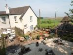 Dunns Cottage, West Porlock - Sleeps 6 - Exmoor National Park - Sea Views