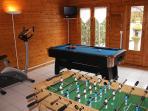 Chalet Games Room