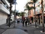 La Hoya Street