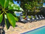 Spectacular Open Heated Pool (Full Size Pool) & Lounge Area Offers Chaise Lounges, Dining & BBQ...