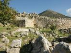 The ancient walls of Mycaene ,1-day excersion from Harmony