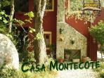CASA MONTECOTE un pequeño complejo ecologico entre Conil y Vejer de la Frontera