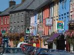 Clonakilty Town  for music and farmer market