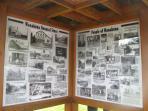 Wanakena History Tour Kiosk