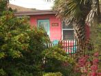 Secluded by vegetation yet in the heart of Flagler Beach