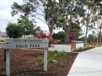 Page Park at Your Doorstep