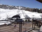 View of Slopes from Deck