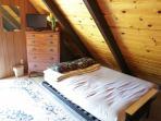 futon in master