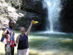 Visit nearby Biausevu Falls, take a guided walk or horseback ride.