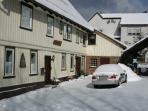 Der Lindnerhof im Winter