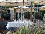 Restaurante alrededores