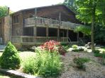 Peace & Quiet Duplex #1 - 2 BR, 1 BA - sleeps 8 - Quiet Peaceful Wooded Area