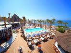 Just a few minutes walk to the famous Nikki Beach club