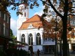 Evangelische Kirche am Marktplatz