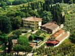 Villa Petrolo, Petrolo winery