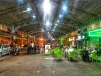Provencal Market Evening Time