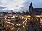 Weihnachtsmarkt im historischen Stadtkern
