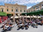 Valletta Regina Square