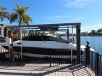 24 ft motor boat for rent