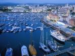 World famous marina of Vilamoura where everything happens, best night-life & best restaurants